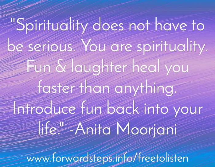 Spirituality Is Fun