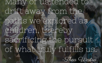 What truly fulfills us quote 1500px